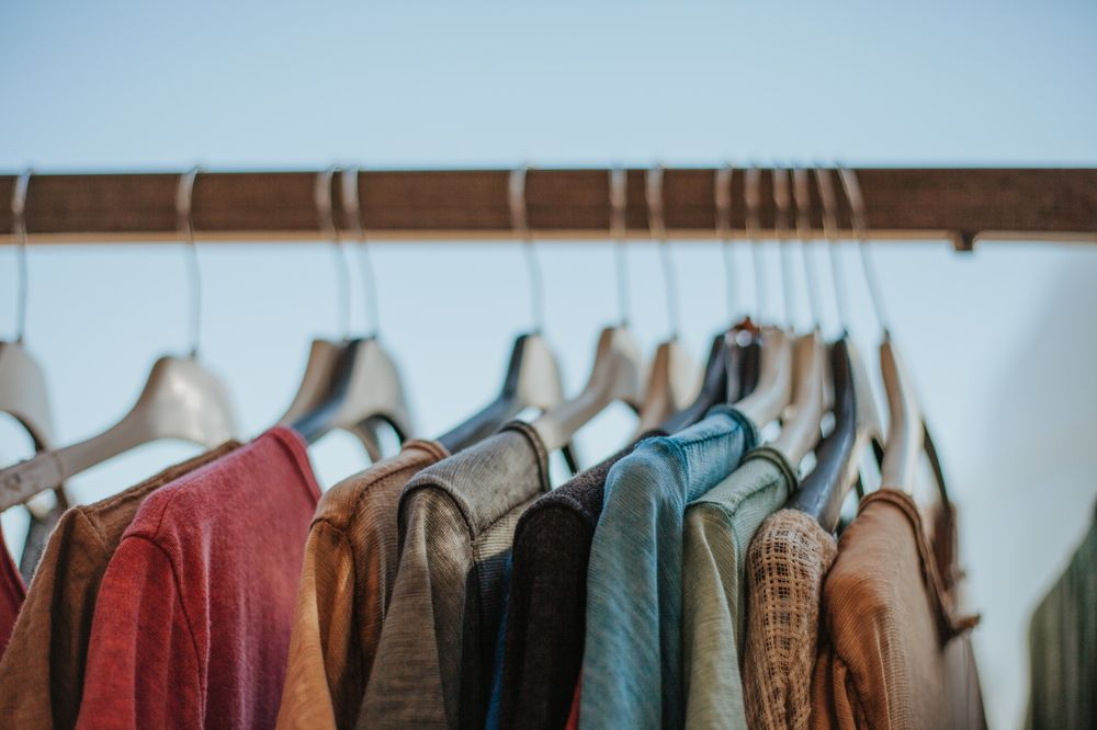 clothes rack for your business